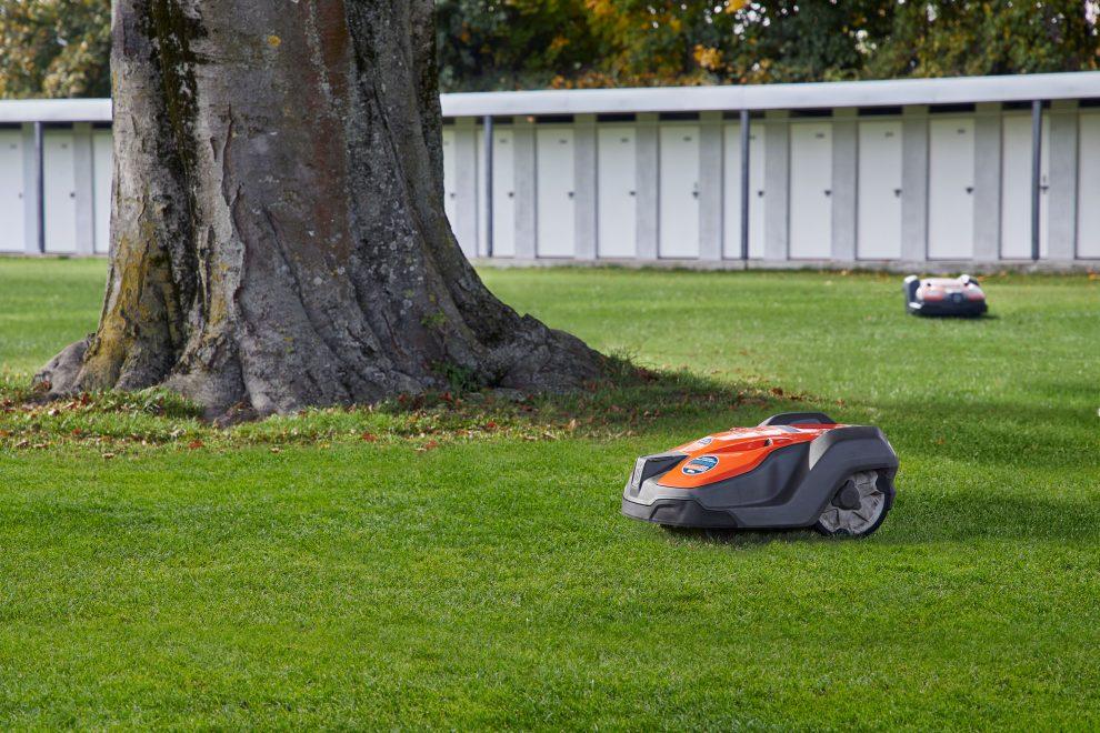 Husqvarna Smart Lawn