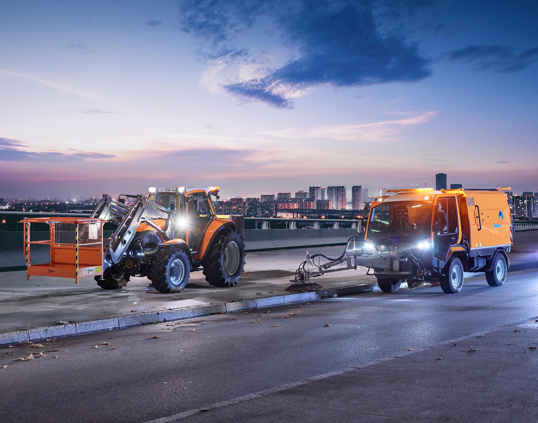 Lindner: Traktoren-Vermietung über Blockchain